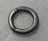 Серебряное соединительное колечко КР