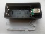 Корпус повербанка с контролером и думя выходами USB и micro USB