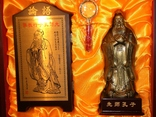 Конфуций и его учение: статуэтка, скрижали и пр. фото 4