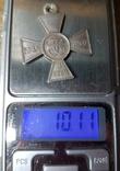 Георгиевский Крест 3 ст. Копия, фото №7