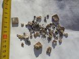 Серебро контакты ( магнит) 37,75 грамма, фото №2
