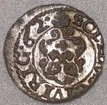 Солид рижский 1662 кладовый фото 2