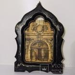 Антикварная деревянная рамка