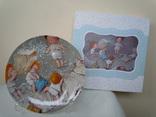 Тарелка декоративная Gapchinska Балованные 20 см