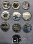 35 юбилейных монет Украины, 2015-2019 гг., фото №2