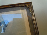 Рамка бронзовая 24 Х 18 см фото 3