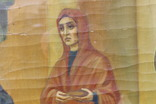 Икона на холсте, фото №5