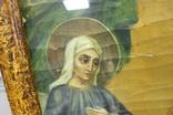 Икона на холсте, фото №12
