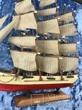 Модель Парусника, фото №3