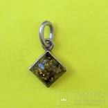 Кулон Срібло 925 1,08 грам., фото №2