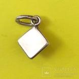 Кулон Срібло 925 1,08 грам., фото №3
