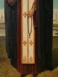 Икона Серафима Саровского, фото №9