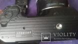 Японский фотоаппарат Minolta Dynax7000i c вспышкой, фото №7