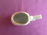 Кружка для минеральной воды Колокольчики. Фарфор, позолота., фото №6
