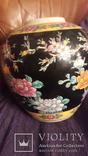 Старинная фарфоровая ваза Восток, фото №7