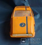 Игрушка СССР машинка гоночная инерционная, фото №5