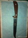 Нож ручной работы, фото №3
