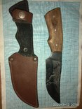 Нож в чехле, фото №3