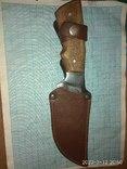 Нож в чехле, фото №4