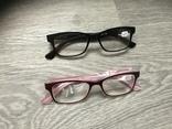 Неубиваемые силиконовые очки  для чтения зрения, фото №3