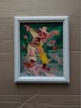 """""""Клоун"""" к.м., Кац Морис (Katz Morris) (1932-2010) (США)"""