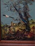 """Аист"" к.м., Кац Морис (Katz Morris) (1932-2010) (США) фото 3"