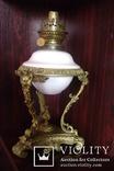 Лампа бронза., фото №3