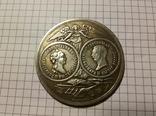 Медаль экономического сообщества копия, фото №2
