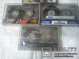 Аудиокассеты с записями TDK (7шт.), фото №4