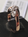 Кольцо, бриллианты кд008