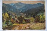 Вид с горы, фото №2