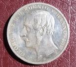 Талер 1865 года Ганновер .50 лет Битве при Ватерлоо, фото №2