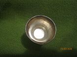 Срібна стопка. Клейма., фото №4