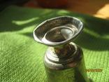 Срібна стопка. Клейма., фото №12
