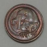 Австралія 1 цент, 1979