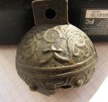Колокольчик с иероглифами, фото №10
