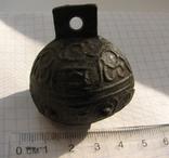 Колокольчик с иероглифами, фото №13