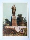 1953. Киев. Памятник Т.Г. Шевченко. Тираж 35 000, фото №2