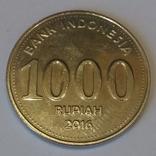 Індонезія 1000 рупій, 2016