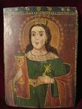 Икона Варвара, фото №2