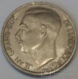 Люксембург 1 франк, 1972 фото 2