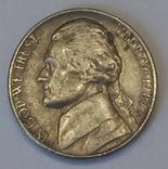 США 5 центів, 1987