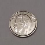 Бельгія 1 франк, 1989 фото 2