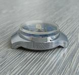 Часы. Луч / электронно-механические / синие, фото №9