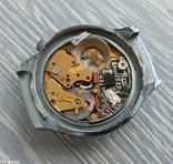 Часы. Луч / электронно-механические / синие, фото №12