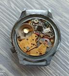 Часы. Луч / электронно-механические / синие, фото №13