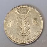 Бельгія 1 франк, 1969 фото 2