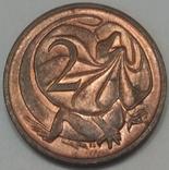 Австралія 2 центи, 1981