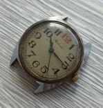 Часы. Ракета / 12 красная - на ходу, фото №5