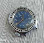Часы. Командирские / Подводная лодка - на ходу, фото №5